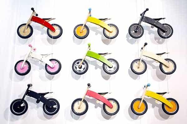 fahrradhaken montieren