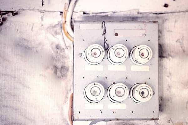 elektriker verteilerkasten